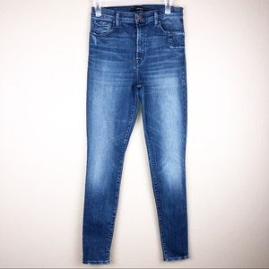 J. Brand Carolina High Waist Skinny Jeans Size 29